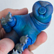 Tamikan Space Pet Tardigrade of DeeplyInSpace colour