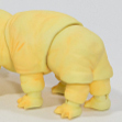 Tamikan Space Pet Tardigrade, HereComesTheSun colour (blushed)