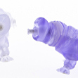 Amalgamastic and Syringita Tamikan Space Pet Tardigrades