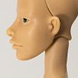 «Человеческое» лицо девчонки Киб из миров Тамикана