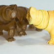 ChitinCola and Hippie Tamikan Space Pet Tardigrades