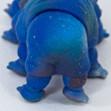 Tamikan Space Pet Tardigrade, DeeplyInSpace colour