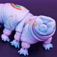 Tamikan Space Pet Tardigrade, MyGiantWaterbear colour