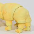 Tamikan Space Pet Tardigrade, HereComesTheSun colour (blushed)